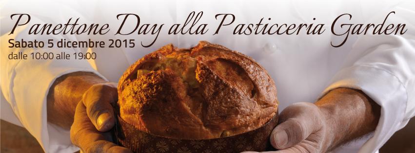 Panettone Day alla Pasticceria Garden