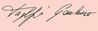 firma Maestro Pasticciere
